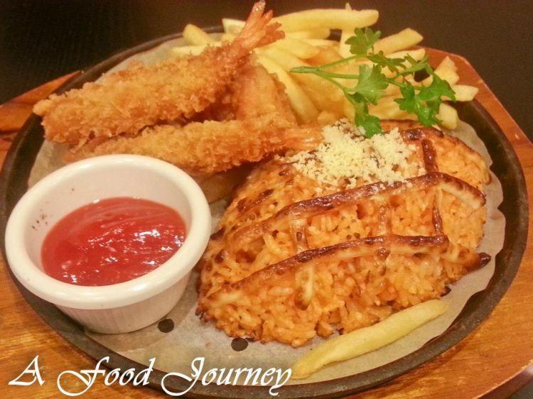 A Food Journey....