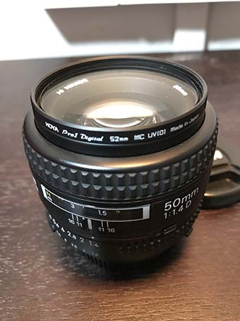 50mm Front