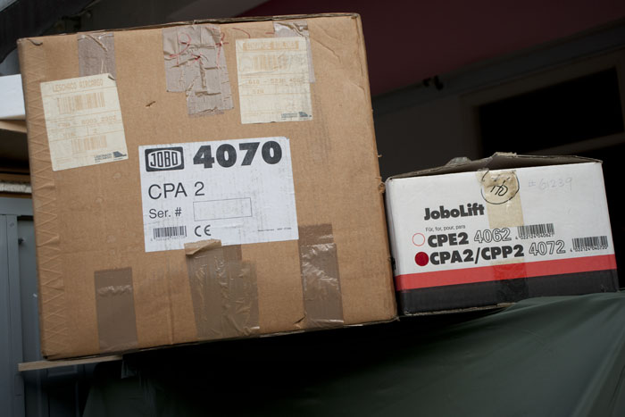 JOBO CPE2 with LIFT new in box