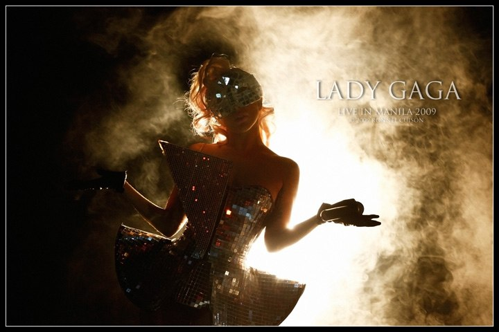 LADY GAGA - RONNEL CUISON PHOTOGRAPHY