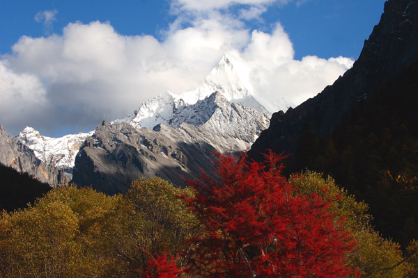 Mountains of Sichuan