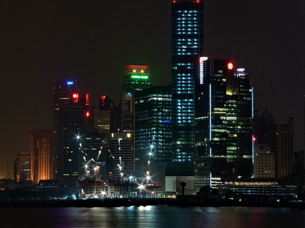 S'pore Night Scene 1