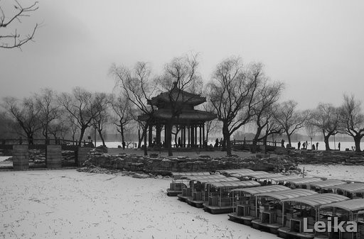Winter, Summer Palace