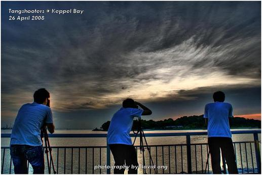 Tangshooters @ Keppel Bay