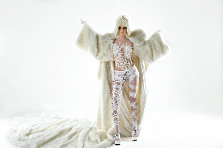 Rocky Gathercole Haute Couture Collection
