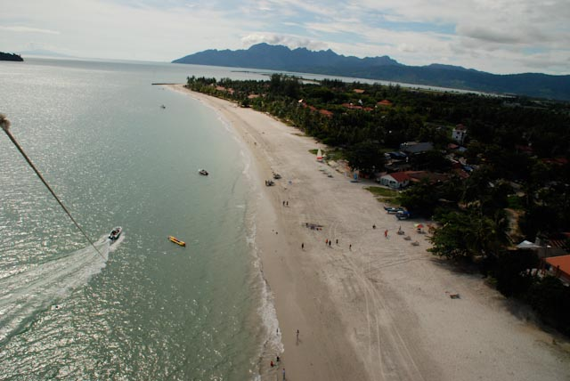 Langkawi from High Up