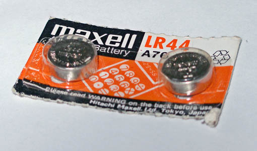Maxwell Batteries for sale