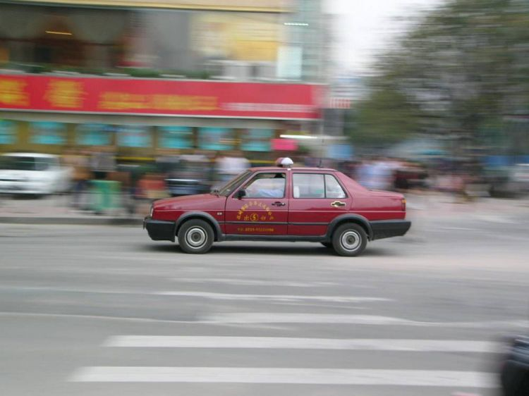 Moving Taxi
