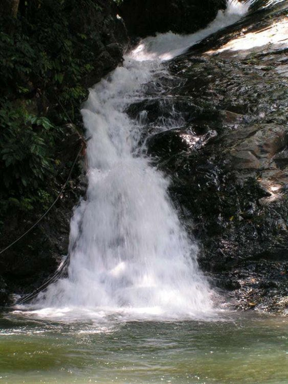 Waterfall in Lankawi