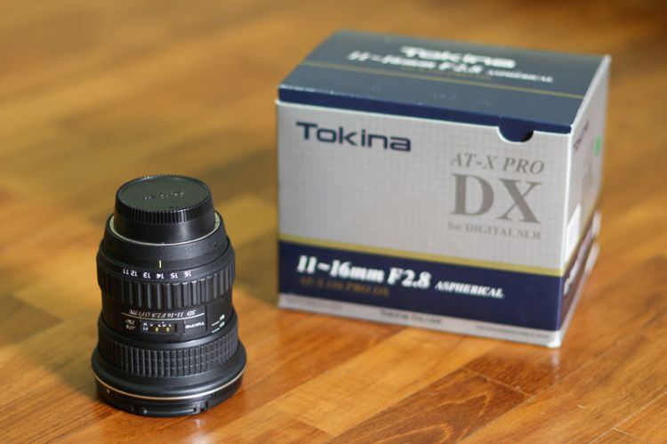 Tokina 11-16mm f2.8 (Nikon mount)