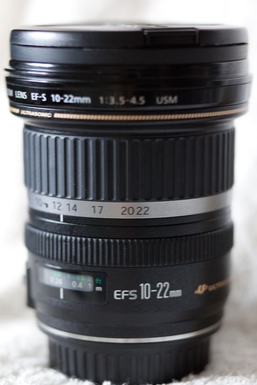 Canon EF 10-22mm