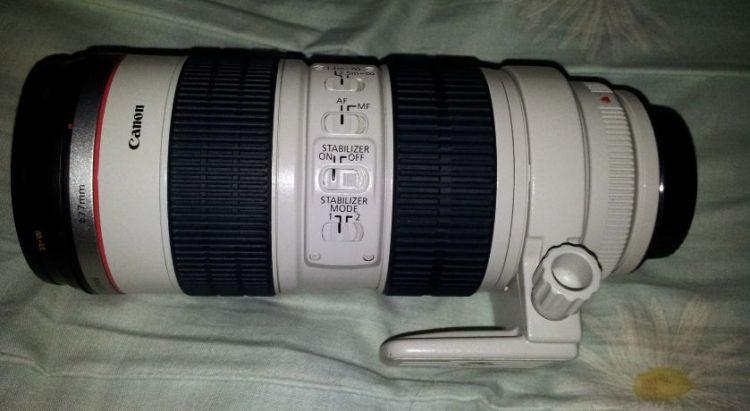 canon 70-200mm f/2.8L IS USM for sale