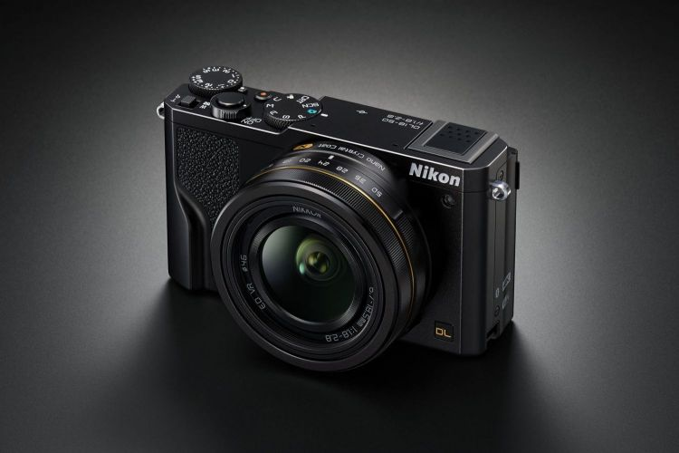 Nikon DL Official
