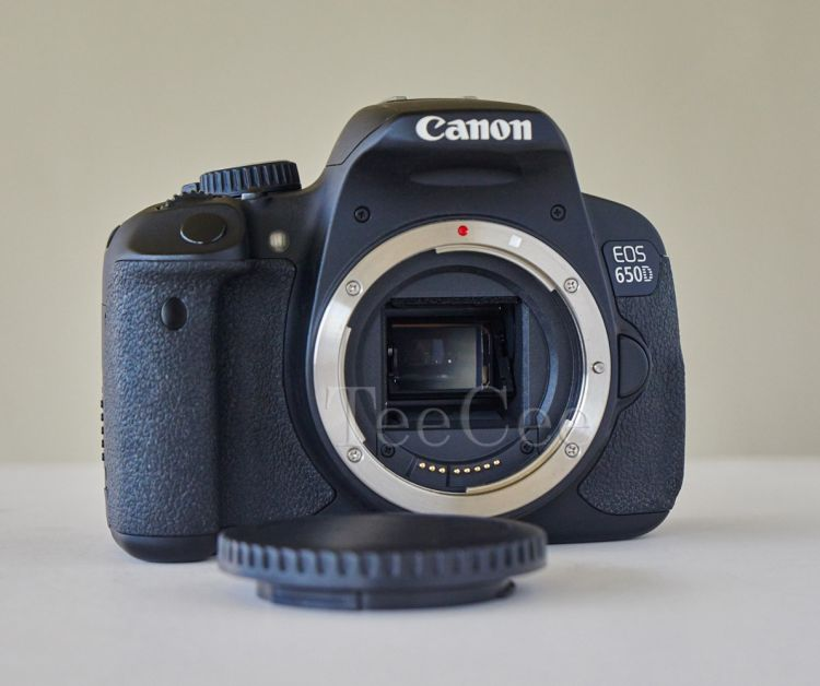 Canon 650D body for sale