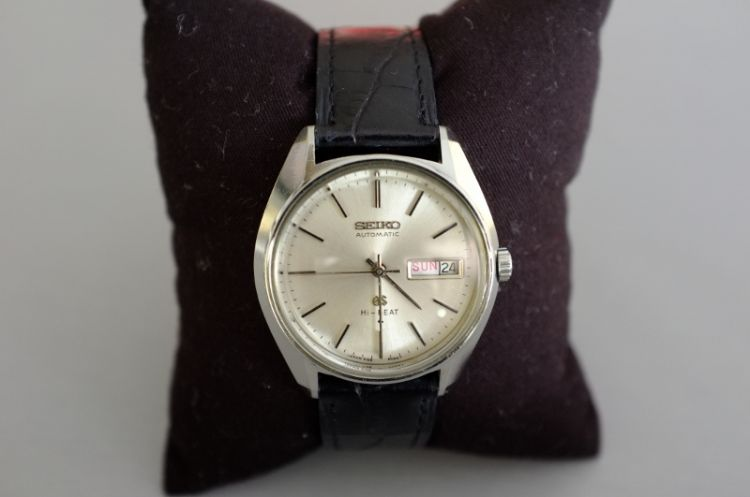 Grand Seiko Hi-Beat (Front)