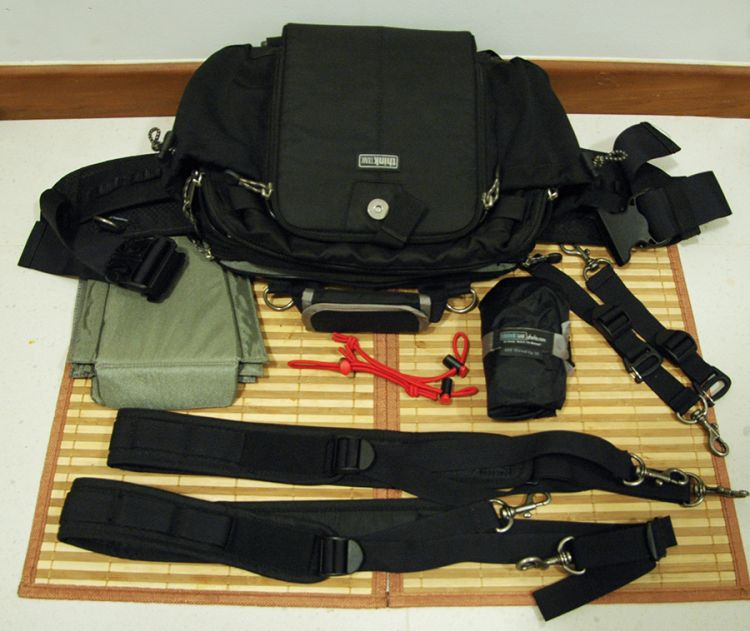 ?ThinkTank Wired Up ?10 belt pack camera bag
