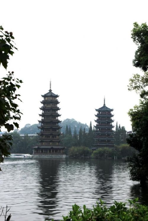 My recent trip to Guilin