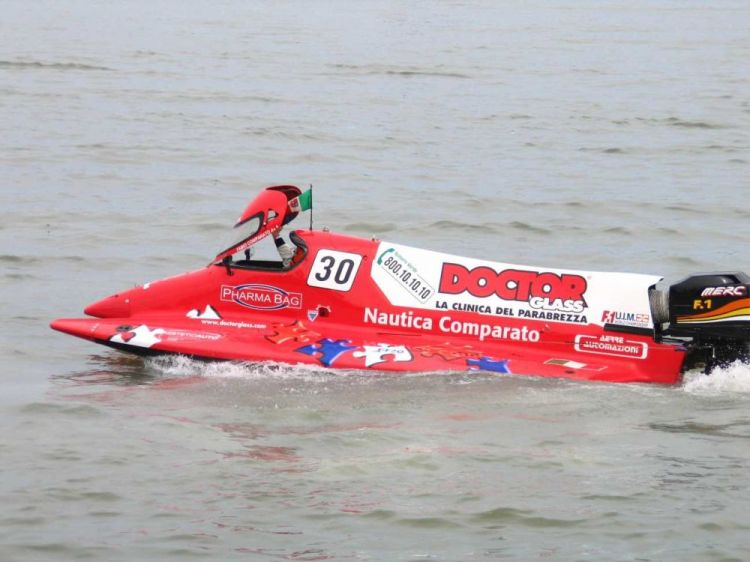 F1 powerboat (A95)