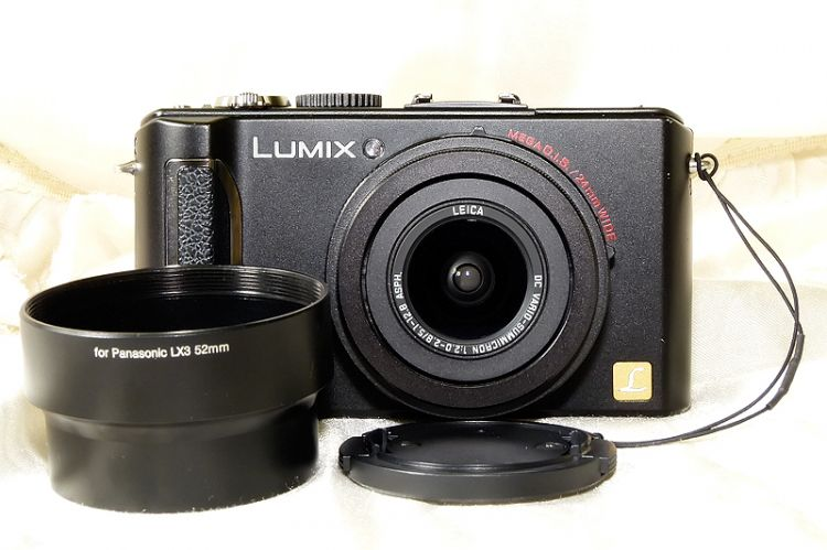 LX3 Front