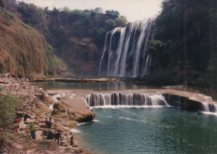 Waterfall in GuiZhou