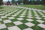1465z_-_Checkered_Ground_In_Qin_ShiHuang_Terracotta_Army_Museum_Xi_An_China.JPG