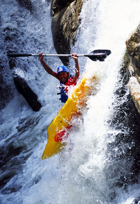 Kayak courses and expeditions