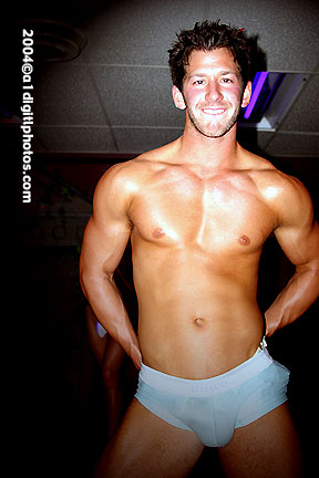 Clint, Male Dancer from Dallas Texas