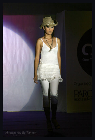 Bugis Fashion Show