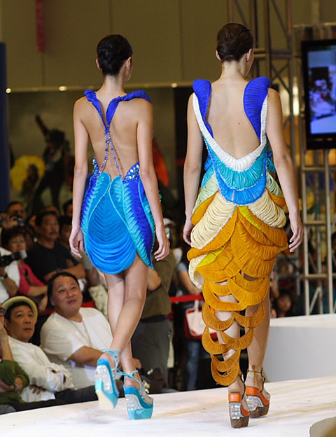 Asian young fashion designers contest 07