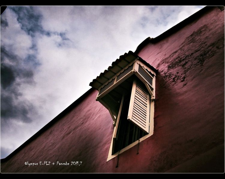 The color of the wind ( window )  ...